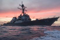 Warship collision: 10 sailors missing, five injured, confirms US Navy