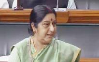 39 Indians missing in Iraq's Mosul: Sushma Swaraj's speech disrupted by Opposition