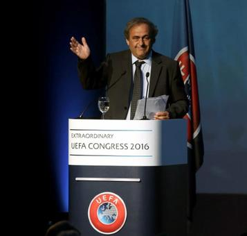 Swiss court rejects Platini's appeal against FIFA ban