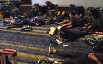 Sport: Samoa 7s coach told off for criticising travel arrangements