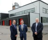 Rombourne launches new workspace scheme in Taffs Well