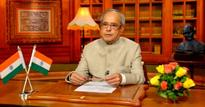 Conflict, difference of opinion growing in society: Prez