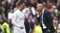 Ronaldo will always be criticised  Zidane