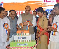 Union Home Minister Shri Rajnath Singh says Student Police Cadet Programme to be replicated at the national level