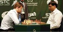 Anand defeats World No. 1 Carlsen in Riyadh C'ship