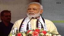 2001 earthquake devastated Kutch, people resurrected it: PM Modi