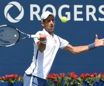 Tennis-Djokovic dumps Mueller to reach third round in Toronto