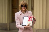 Vogue editor Anna Wintour made a dame by Britain's queen