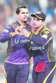 Yusuf and Narine star in 22-run win vs Sunrisers