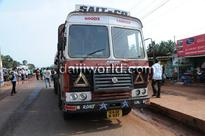 Bhatkal: 24-year-old youth killed as he comes under wheel of tanker