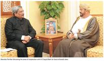 Oman, India sign four pacts to boost defence cooperation