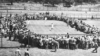 Davis Cup visiting a scene of the glorious, grassy past