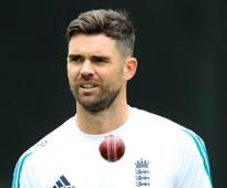 No James Anderson for now as England name unchanged squad for India tour