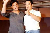 Shoulder injuries plague Aamir and Shah Rukh