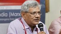 We have to oust BJP govt: Yechury