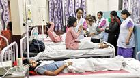 475 children taken ill due to gas leak near school