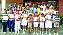 Jodhamal School shines in Pandit Uma Dutt Sangeet Mahotsav
