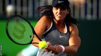 Robson claims first WTA win since 2013