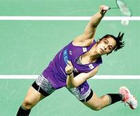 Only half measures for Saina