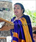 Udupi: Foundation stone laid for Sakhi' by minister Umashree