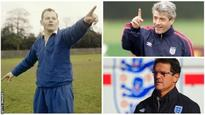 Can you name the England manager? Play our new quiz