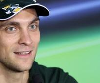 Vitaly Petrov focuses on F1 return
