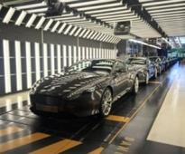 Saying goodbye to the Aston Martin DB9