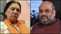 Anandiben Patel offers to resign as Gujarat CM, Amit Shah says BJP Parl Board to choose successor