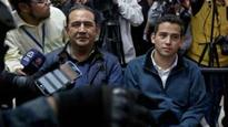 Guatemala president's relatives in court