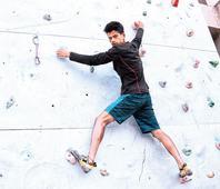 Rule tweak costs boy climber Asia medal
