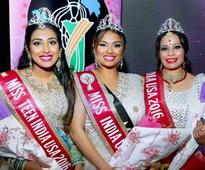 Madhu Valli from USA crowned Miss India Worldwide