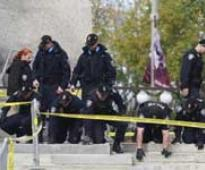 Canada Parliament gunman had troubled past; planned to visit Syria