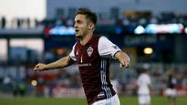 Video: 'Irish people are not designed for this' - Kevin Doyle on target in the searing heat