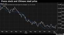 Posco Posts Smallest Ever Profit Amid Chinese Steel Deluge
