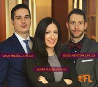 In line with recent growth, FL Fuller Landau LLP Appoints Three New Partners
