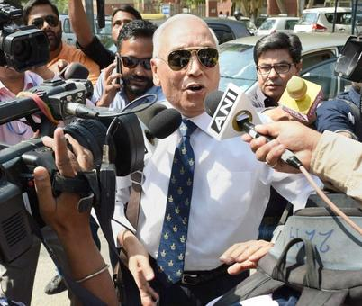 VVIP chopper deal: After CBI, ED questions ex-IAF chief SP Tyagi