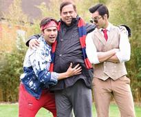 David Dhawan celebrates birthday with his Judwaa sons