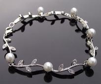 Pearl Adjustable Bracelet