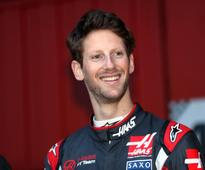 Proposed cockpit protection systems are unpopular with drivers, says Grosjean