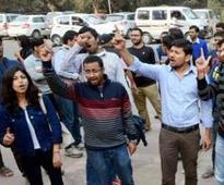 Afzal Guru protests at JNU: 2nd sedition case; Geelani named