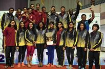 Madhu, Maana emerge the best swimmers