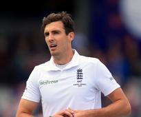 Steven Finn focused on cementing spot as England's third Test-match seamer