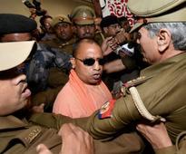Presidential Election 2017: Uttar Pradesh leaders Yogi Adityanath, Uma Bharti cast votes in Assembly