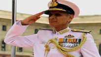 Vice Admiral Karambir Singh takes charge as Flag Officer Commanding-in-Chief of ENC