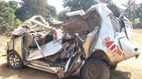 7 youths killed in accident on Mumbai-Goa highway
