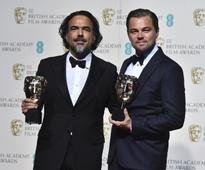 'The Revenant' sweeps Baftas! Leonardo DiCaprio bags 'best actor' award in lead