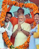 Narendra Modi sounds UP poll bugle with anniversary rally in Saharanpur