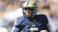 Former Pitt RB James indicates he's transferring to Wisconsin
