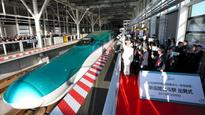 Work has started on India's first, undersea bullet train project between Mumbai and Ahmedabad