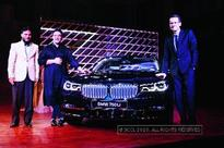 BMW India launched the new 7 series in Ahmedabad at YMCA International Centre